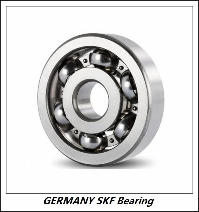 SKF 6406 2RS1 GERMANY Bearing 30X90X23