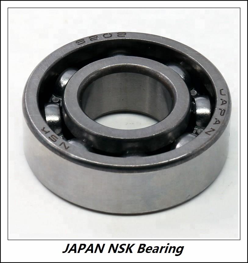 NSK ASNU30 JAPAN Bearing 30x72x27