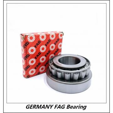 FAG 20307-M(Brass Cage) GERMANY Bearing 35*80*21