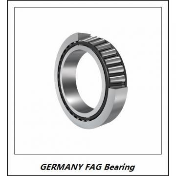 FAG  6309 ZZ GERMANY Bearing 45×100×25