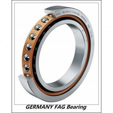 FAG  6204 ZZ GERMANY Bearing 20×47×14