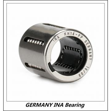 80 mm x 120 mm x 55 mm  INA GE 80 DO-2RS GERMANY Bearing 80*120*80