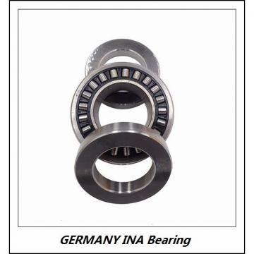 INA GE 60 ES 2RS GERMANY Bearing 60x110x77.8