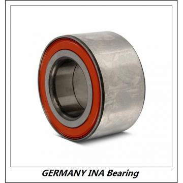 INA FCM515-A (OPEN) GERMANY Bearing 2.5*15*45