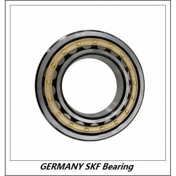 40 mm x 110 mm x 27 mm  SKF 6408N GERMANY Bearing 40*110*27