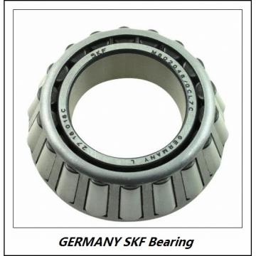 SKF 6409-2RS1/C3 GERMANY Bearing 45x120x29
