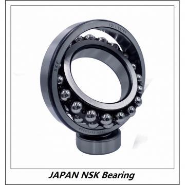 85 mm x 120 mm x 18 mm  NSK 7917 A5 JAPAN Bearing 90*125*72