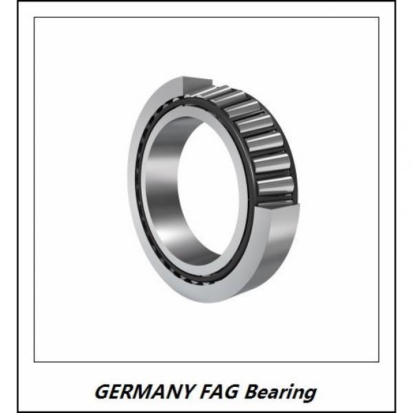 FAG  6306 ZZ GERMANY Bearing 30×72×19 #3 image