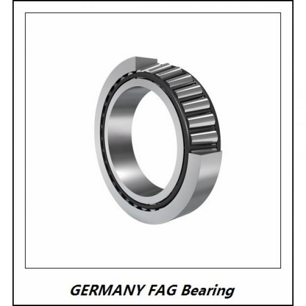 FAG  6309 zzc3 GERMANY Bearing #2 image