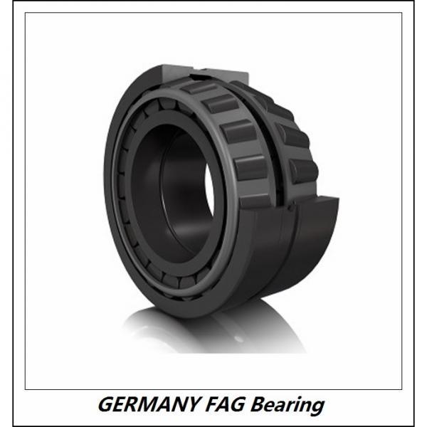 FAG  6306 ZZ GERMANY Bearing 30×72×19 #2 image