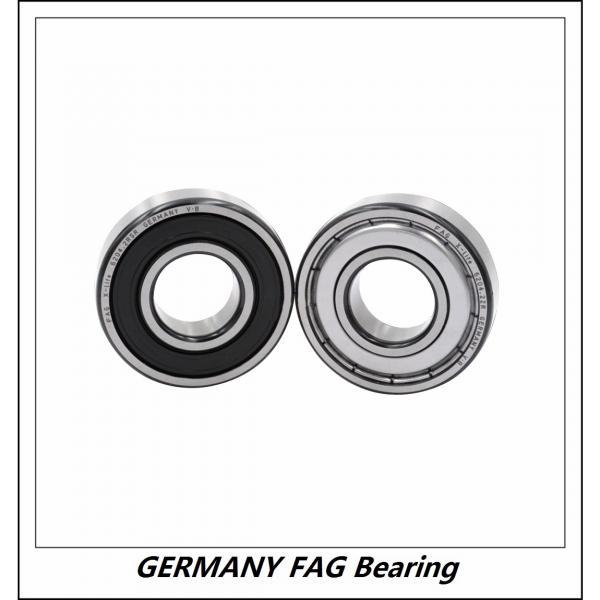 FAG  6306 ZZ GERMANY Bearing 30×72×19 #1 image