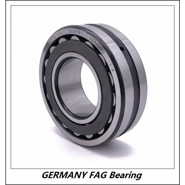 FAG  6309 zzc3 GERMANY Bearing #1 image