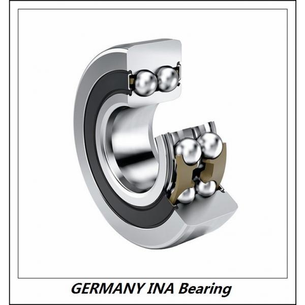 INA GE260ES-2RS GERMANY Bearing 30×47×22×18 #1 image