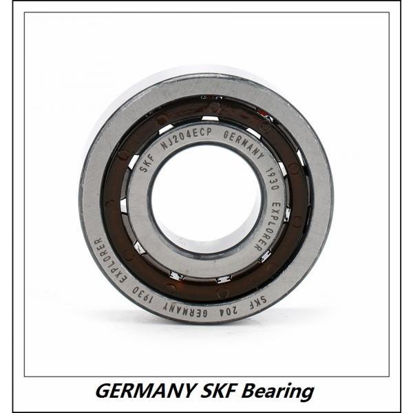 40 mm x 110 mm x 27 mm  SKF 6408N GERMANY Bearing 40*110*27 #2 image