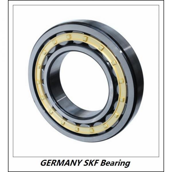 40 mm x 110 mm x 27 mm  SKF 6408N GERMANY Bearing 40*110*27 #1 image